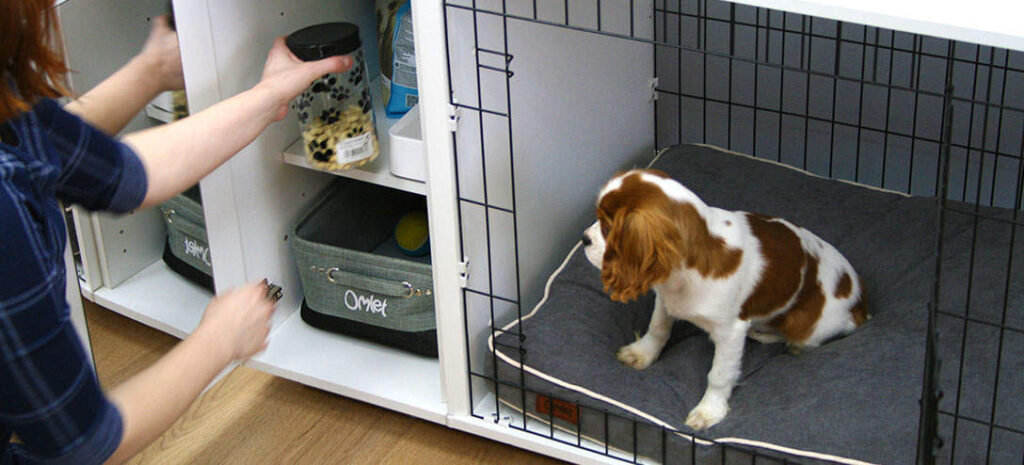 best luxury indoor dog kennel