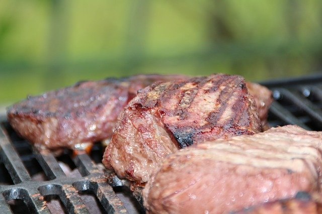 can dogs eat steak