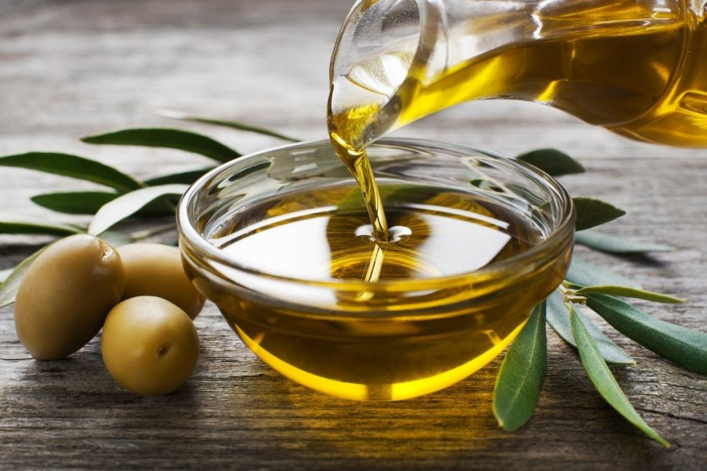 what cooking oils are safe for dogs