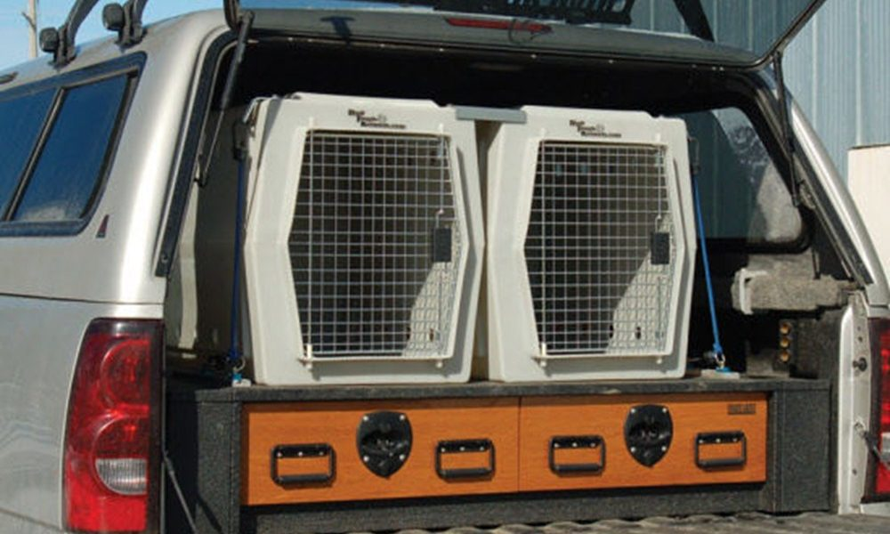 ruff land kennel and car crate