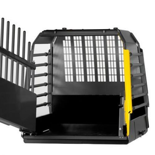safest dog crates for car travel