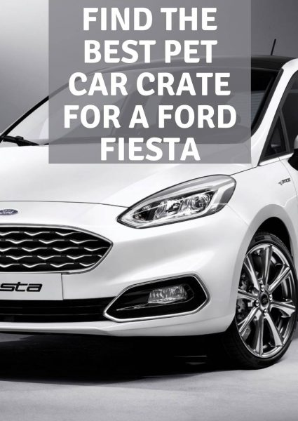 find the best pet car crate for a ford fiesta (1)